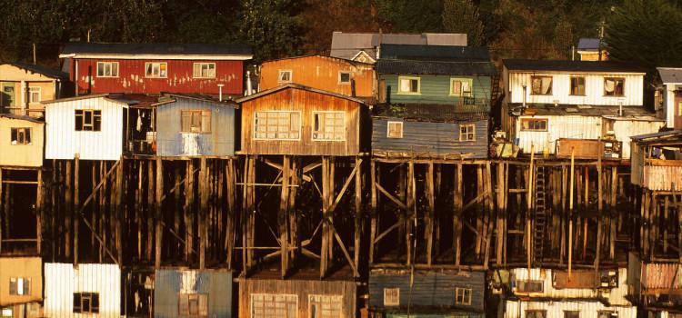 Ilhas de Chiloé são o melhor destino para sumir do mapa