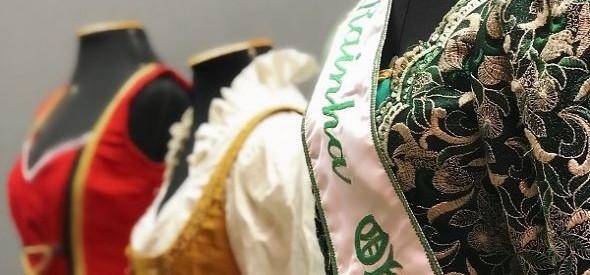 Traje da realeza da Oktoberfest será criado pelo curso de Moda da Furb