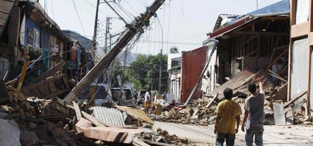 Terremoto de magnitude 6,6 atinge região costeira chilena