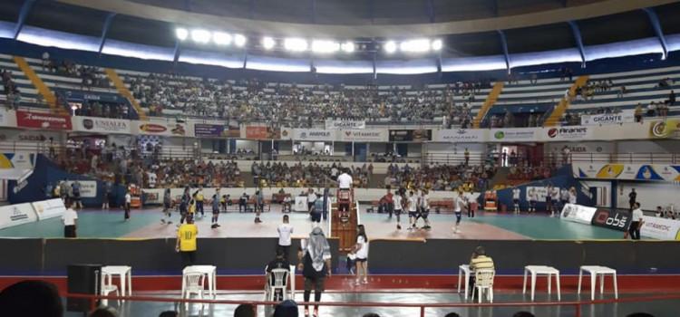 Apan/FMD bate o Anápolis (GO) e segura a liderança da Superliga B