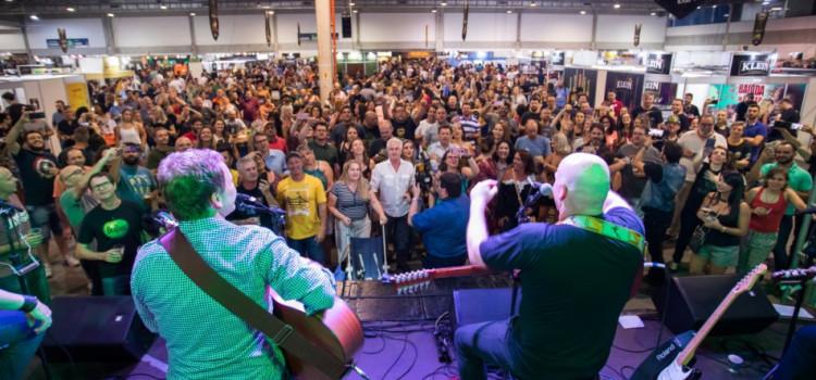 Festival Brasileiro da Cerveja tem data alterada em 2019