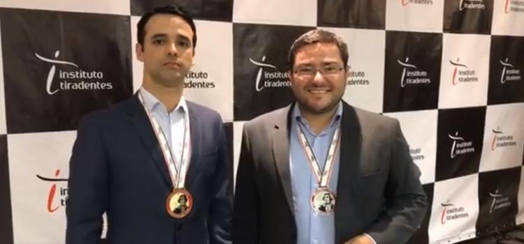 Políticos são inocentados de suposta compra de medalhas