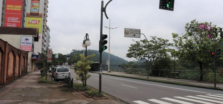 Prefeitura realiza obras na Beira-Rio hoje
