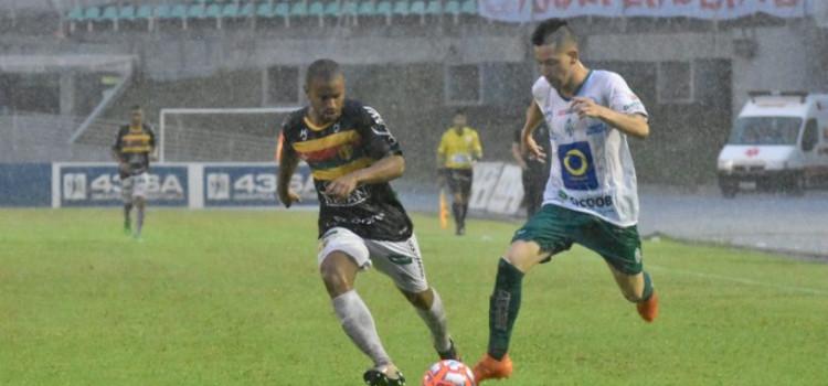 Metro derrota Brusque, mas não se classifica na primeira divisão