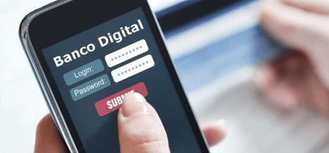62% dos brasileiros preferem bancos digitais