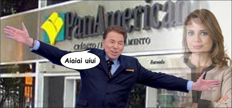 Sílvio Santos está na mira da Polícia Federal