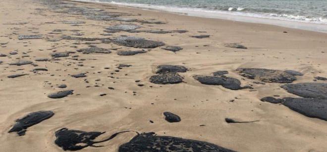 Poluição em praias nordestinas seriam de petróleo venezuelano
