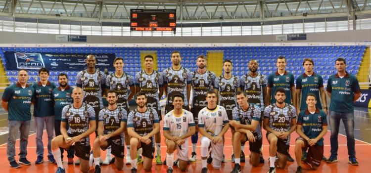 Apan/FMD está a uma vitória da elite do vôlei masculino no Brasil