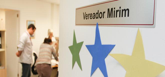Inscrições abertas para escolas participarem do programa Vereador Mirim 2018