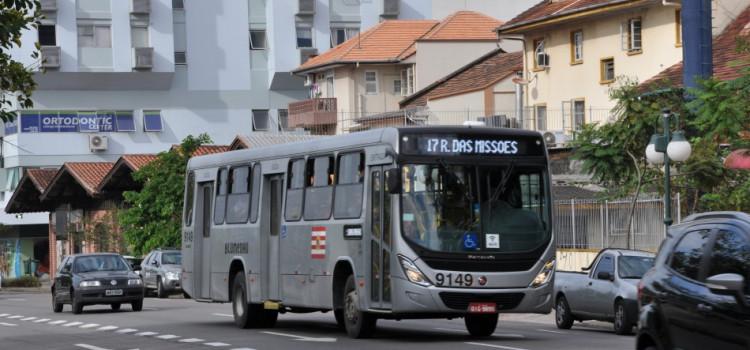 Transporte coletivo terá horário ampliado a partir de quarta