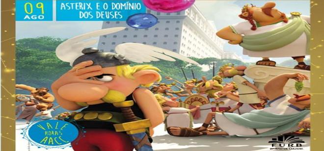 CineSesc exibe hoje 'Asterix E O Domínio dos Deuses'