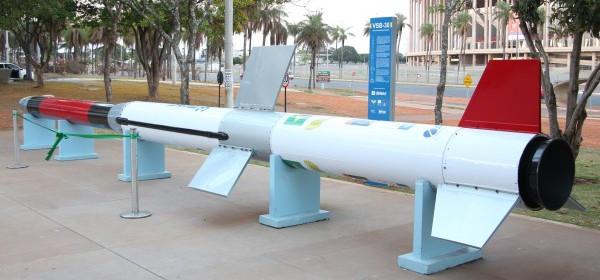Foguete brasileiro levará ao espaço experimentos da UFSC
