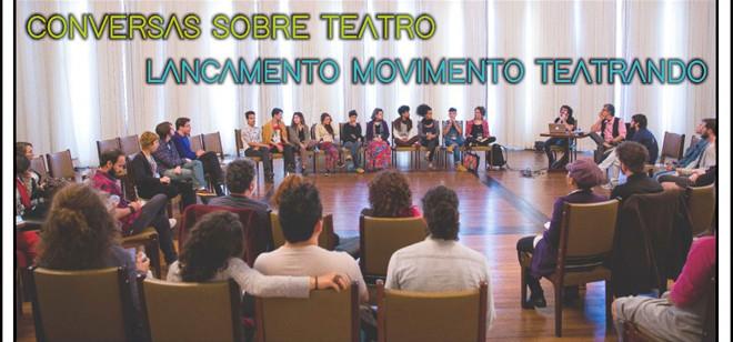 Movimento Teatrando será lançado hoje em Blumenau