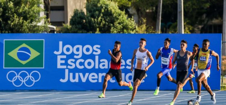 Blumenau se prepara para sediar etapa nacional dos Jogos Escolares da Juventude
