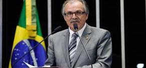 Entrevista com o Senador Dalírio Beber acerca da BR-470