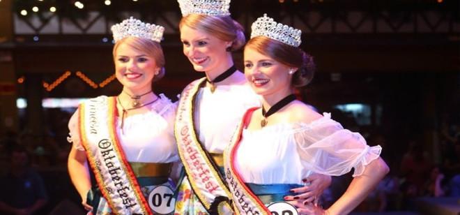 Últimos dias para se inscrever no concurso para Realeza da Oktoberfest