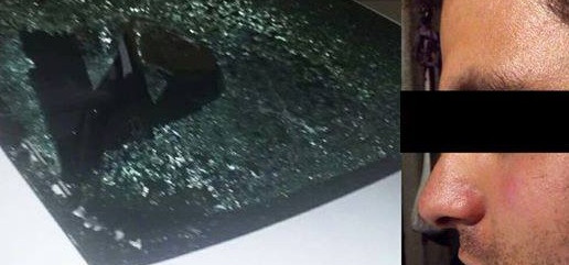 Adolescentes covardes assaltam Uber que os busca no La Mansion