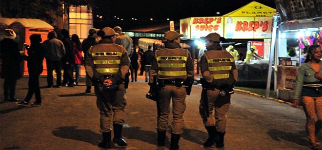 Polícia Civil divulga números da 29ª Festa do Pinhão