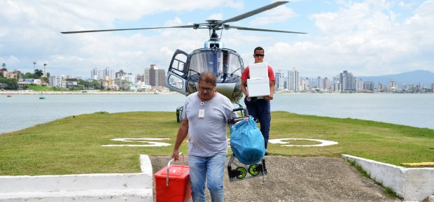 Santa Catarina registra recorde histórico de doação de órgãos