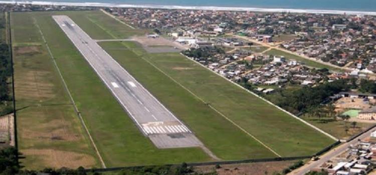 Nova pista do aeroporto de Navegantes poderá ser construída