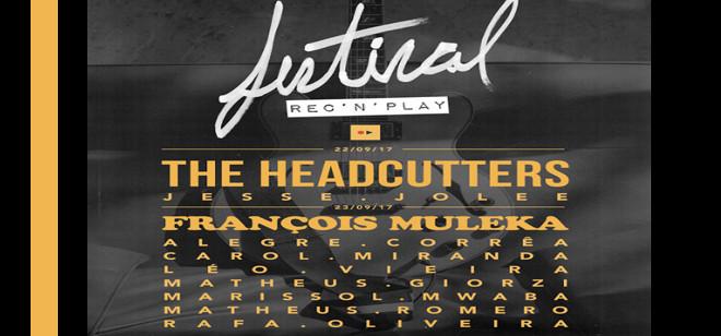 Confirmadas as atrações da primeira edição do Festival REC'n'Play
