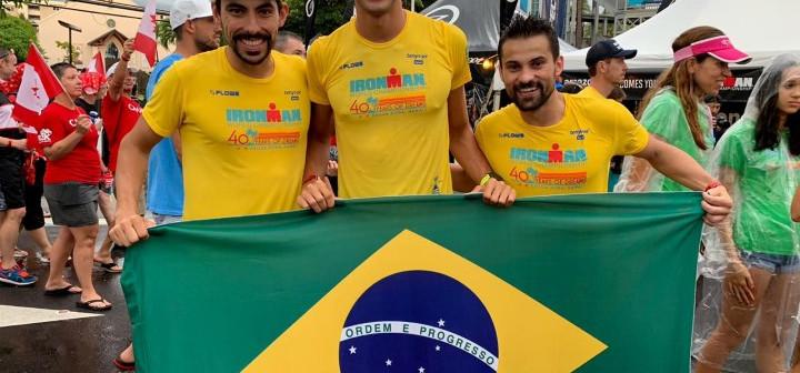 Blumenauenses participam do Ironman neste sábado