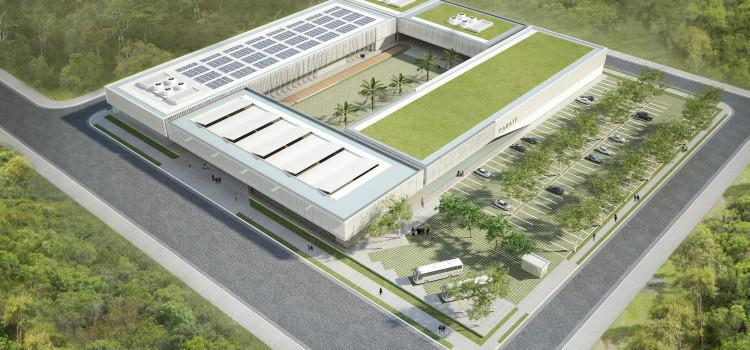 União libera início da construção do Centro de Iniciação Esportiva