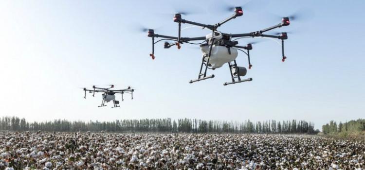 Pandemia acelerou uso de drones