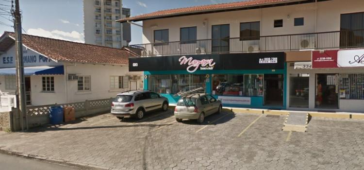 Loja na Primeiro de Janeiro é roubada