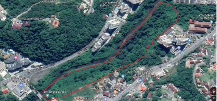 Sylvio Zimmermann sugere Parque Linear no Garcia