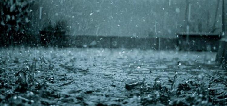 Sexta-feira terá chuva na maior parte do dia