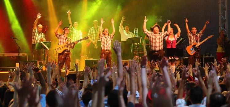 Sommerfest registra aumento do consumo de chope