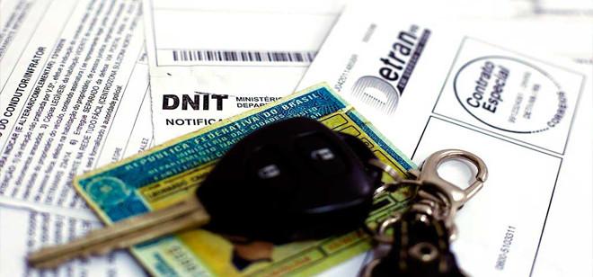 Só pagar a multa não resolve: a data da infração e os pontos continuam contando