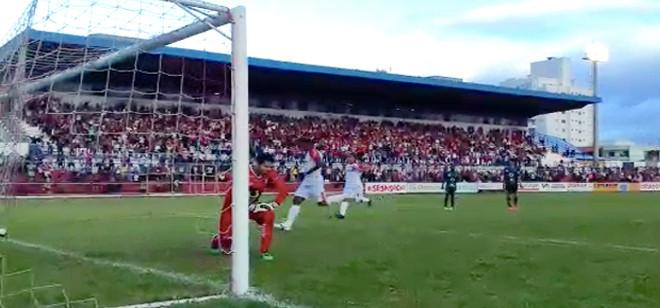 Metrô e Inter de Lages empatam por 2x2 na Serra
