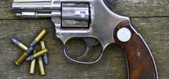 Dois homens são presos por porte ilegal de arma na Vila Itoupava