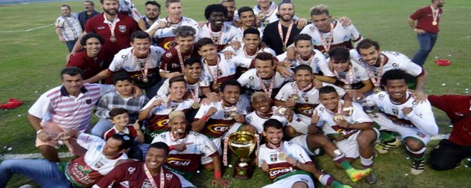 BEC conquista o título da Série C do Campeonato Catarinense de 2017