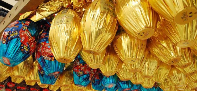 Procon divulga pesquisa de chocolates de Páscoa
