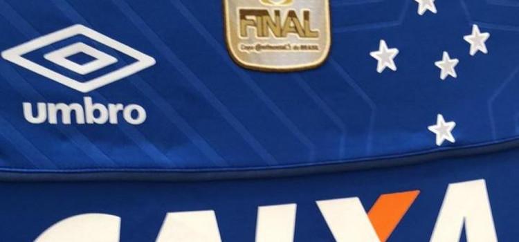 Veja imagens das camisas de Cruzeiro e Corinthians