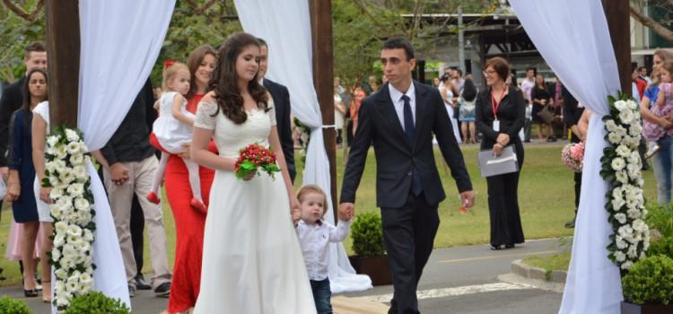 7ª edição do Casamento Coletivo ocorre sábado