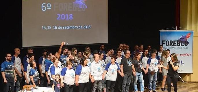 6º Fórum Espírita de Blumenau é neste fim de semana