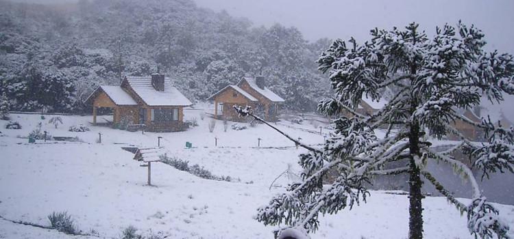 Fim de semana pode trazer neve para Santa Catarina