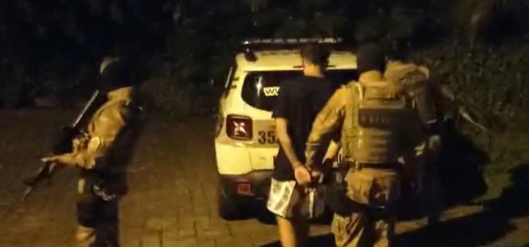 14 envolvidos no assalto de Criciúma são presos