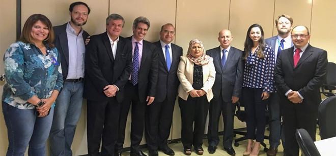 Brasil e Iraque retomam negociações sobre dívidas não liquidadas