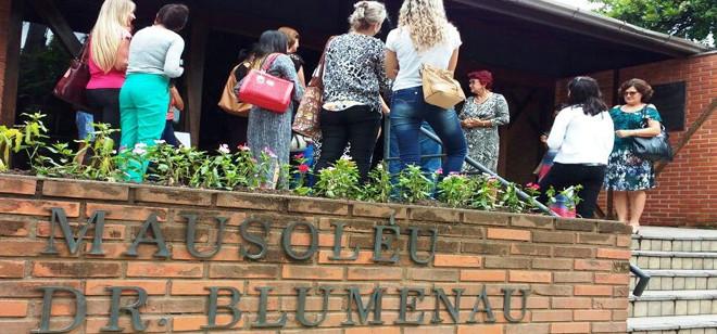 Professoras participam de capacitação no Centro Histórico