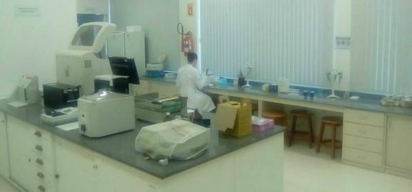 Laboratório de Análises Clínicas passa a atender no Campus 5