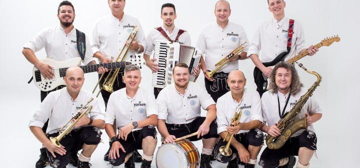 Festa de 60 anos da banda Os Montanari ocorre no dia 1º de setembro, em Blumenau