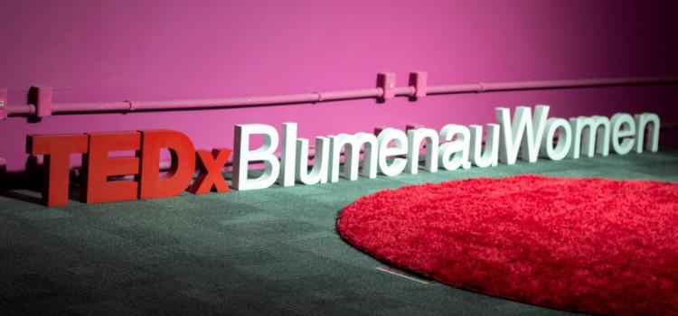 TEDxBlumenauWomen acontece neste domingo