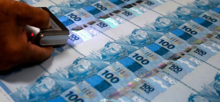 Lei autoriza Banco Central a importar cédulas e moedas de Real