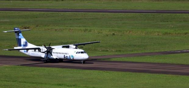 Azul Linhas Aéreas retoma voos regulares em Jaguaruna