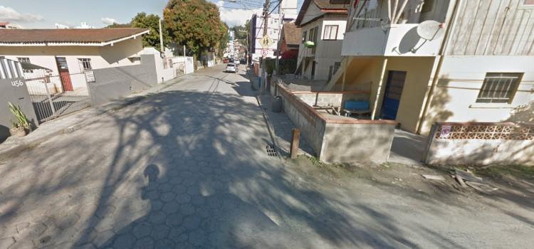 Prefeitura inicia pavimentação da Rua Antônio Bittelbrunn